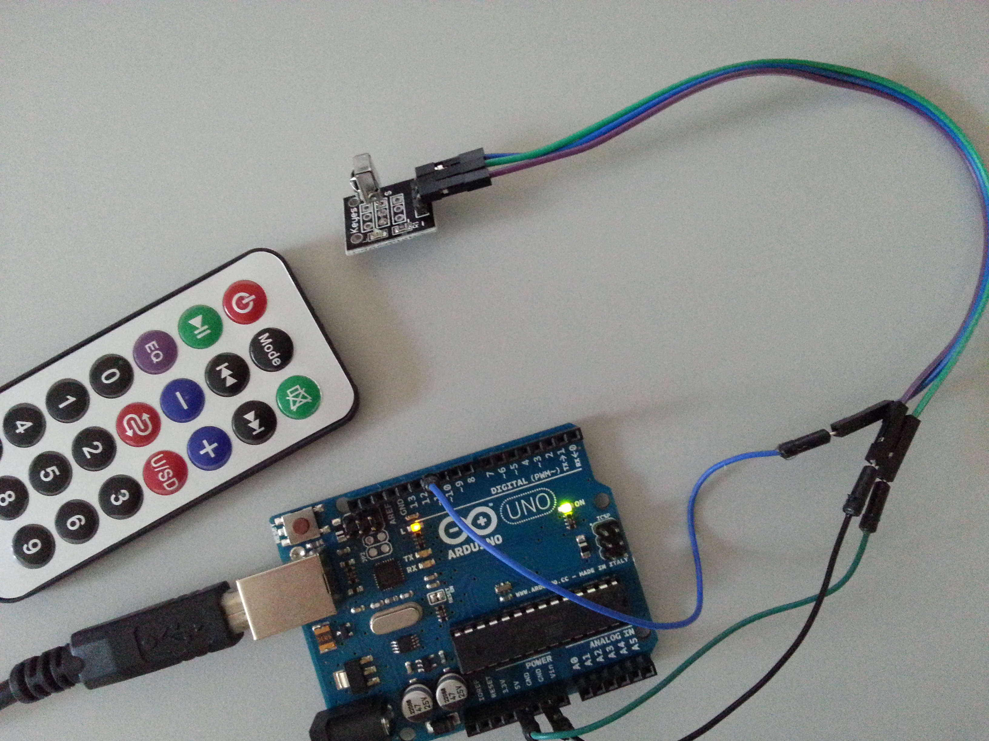 Arduino fingerprint lock